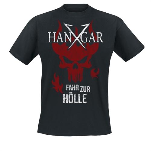 Hangar X - Fahr zur Hölle, T-Shirt