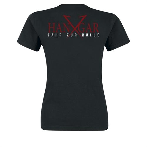 Hangar X - Fahr zur Hölle, Girl-Shirt