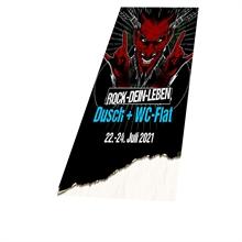 ROCK-DEIN-LEBEN 2021 - Dusch & WC Flat