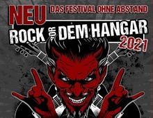 ROCK-vor-DEM-HANGAR - Support-Ticket